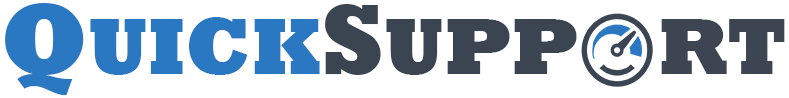 QuickSupport Logo Small Cropped